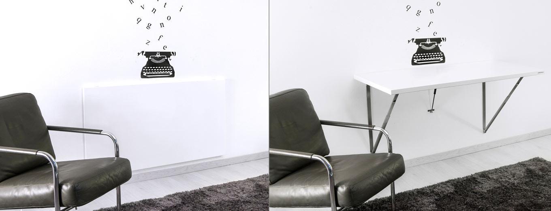 Tavoli pieghevoli a muro new table concept - Tavolo a ribalta ikea ...