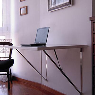 tavolo richiudibile a parete - testimonianza - Claudio