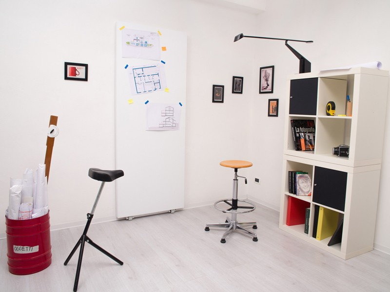The Folding Office Desk Sgualà Model