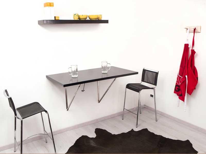 Tavoli Pieghevoli A Muro Per Cucina.Tavolo Pieghevole A Muro Per Cucine E Soggiorno Telki Kitchen Ntc