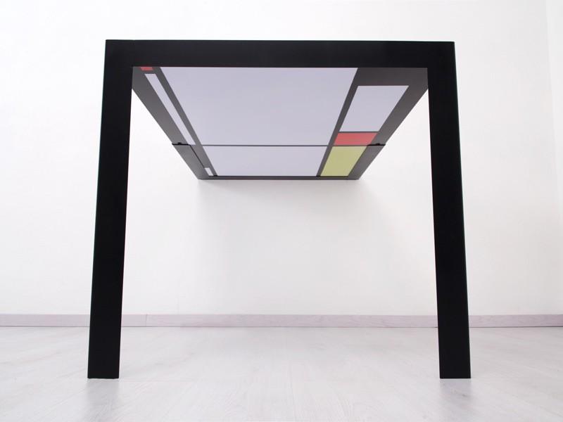 Tavolo Ribaltabile Da Parete Vengiò New Table Concept
