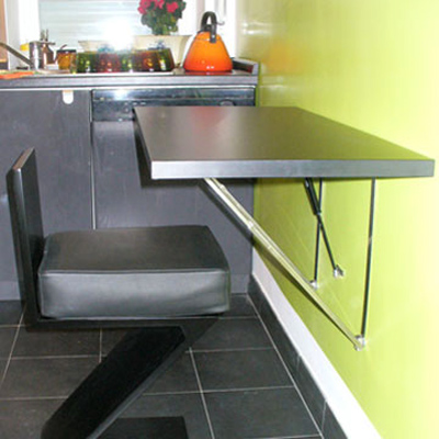 Tavolo pieghevole a muro per la cucina Telchì Kitchen