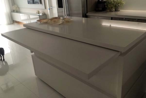Telkì Kitchen Island With Folding Fastleg Liora Windsor Ct Usa New Table Concept