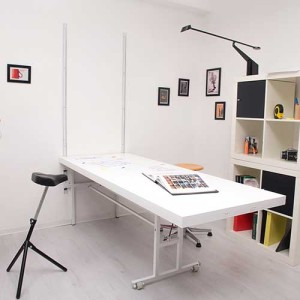 Wall Foldable Table Sgualà